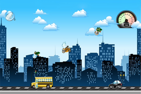 Screenshot MiniBikes