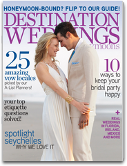 Destination Weddings & Honeymoons Mag