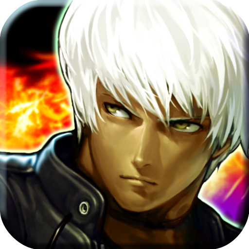 THE KING OF FIGHTERS-i 002 iOS